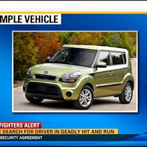 Driver sought in fatal hit-and-run crash