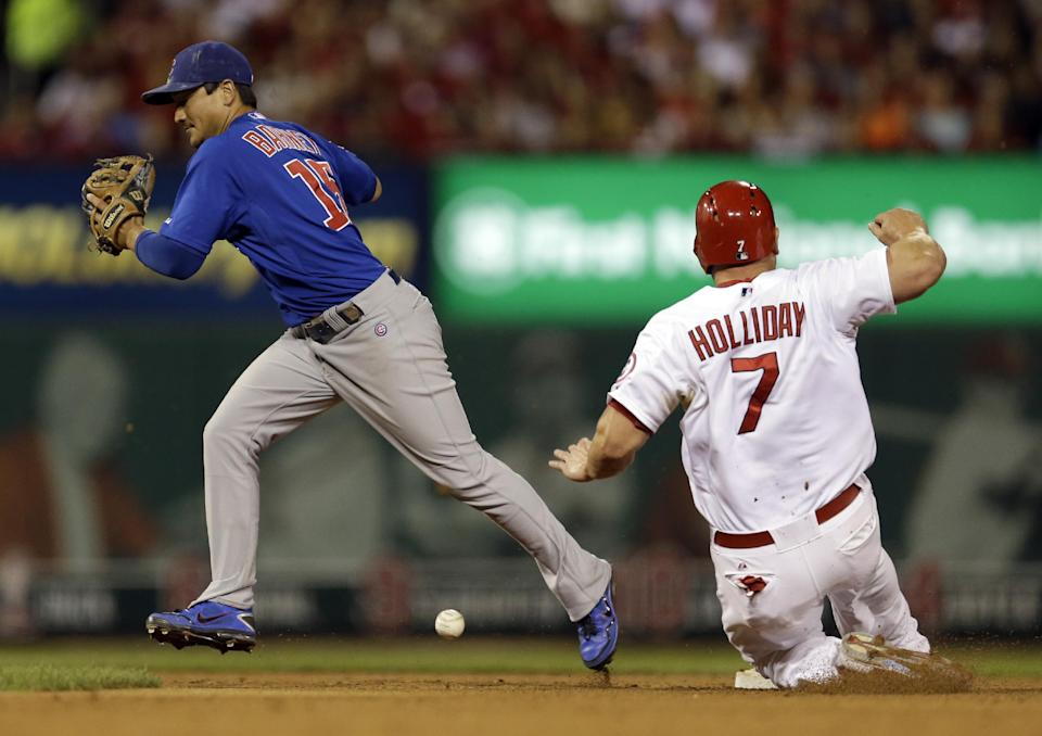 Cardinals clinch NL Central, beat Cubs 7-0