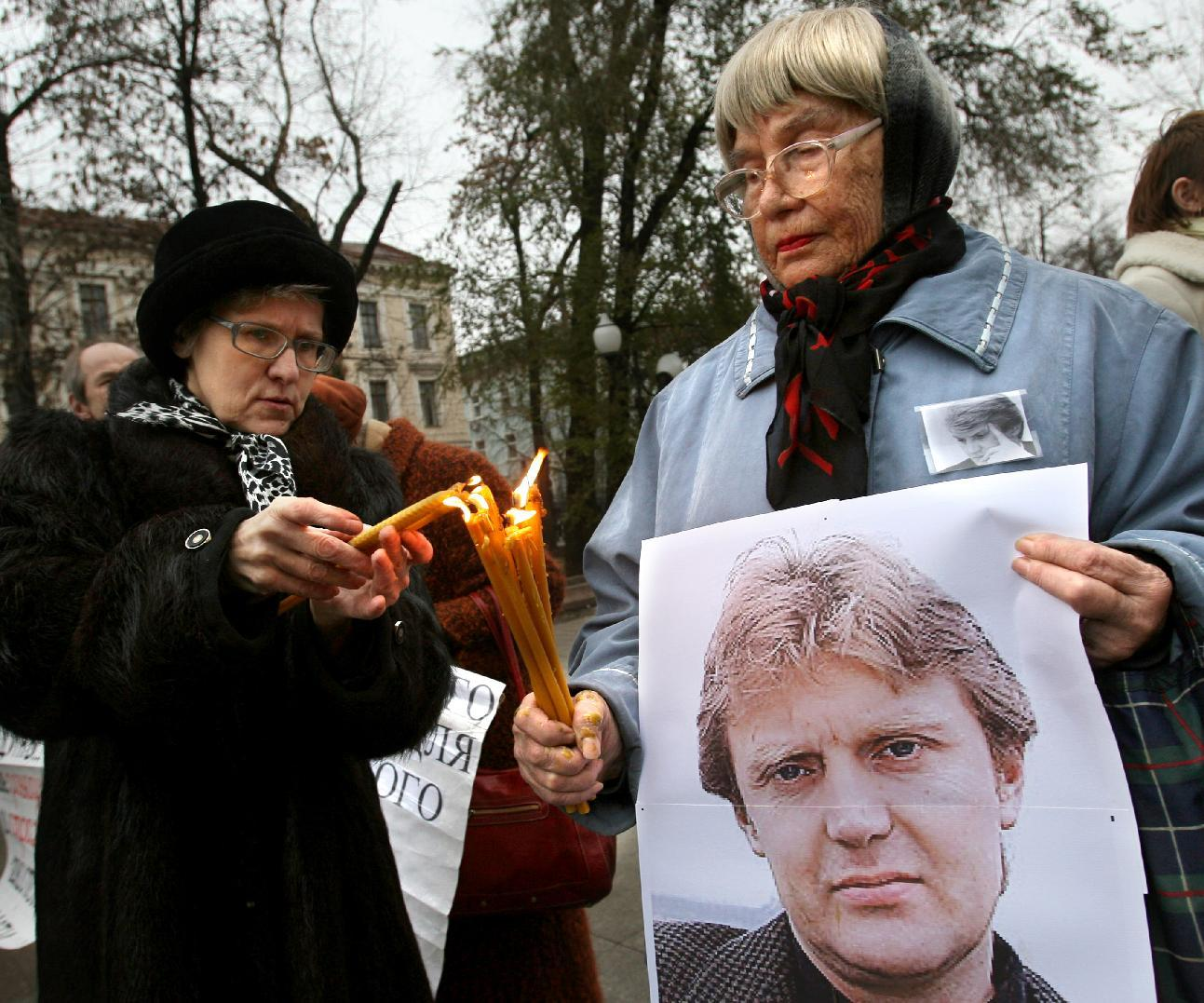 'Sense of duty': Litvinenko's widow hopes for answers