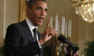 Obama Insists On Higher Taxes To Ease Deficit