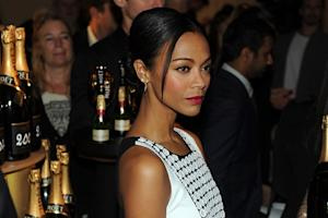 Zoe Saldana to Star in NBC's 'Rosemary's Baby'