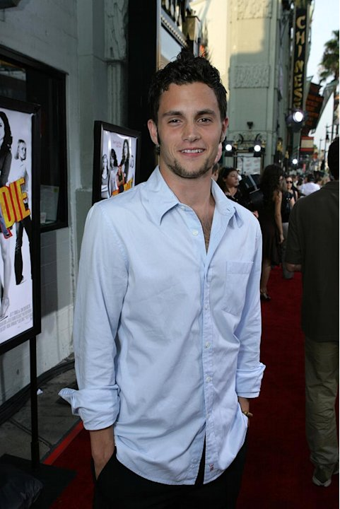 Penn Badgley at the 20th Century Fox Los Angeles Premiere of &quot;John Tucker Must Die&quot;. 