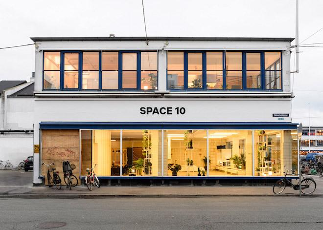 At IKEA's Sleek Space10 Innovation Lab, New Ideas for Home Design