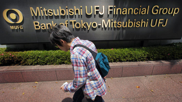 Mitsubishi UFJ to buy Thai bank for $5.6 billion