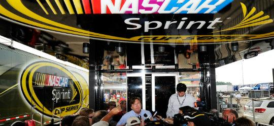 Aumann: NASCAR, Goodyear make right call in tire change