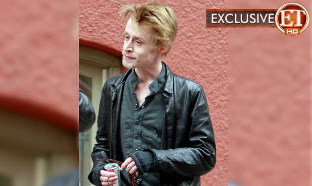 New Macaulay Culkin Photo Has Liberal Media Atwitter, Claiming Actor 'Is Not Well'