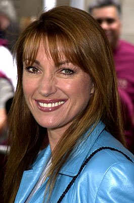 Premiere: Jane Seymour at the Los Angeles premiere of Disney's Atlantis: The Lost Empire - 6/6/2001