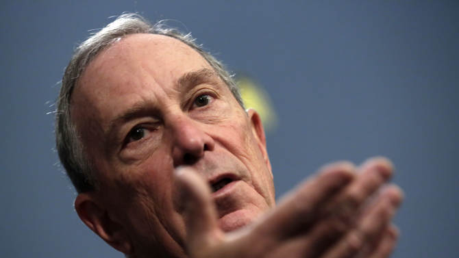 NYC Mayor Bloomberg unveils $70B budget proposal
