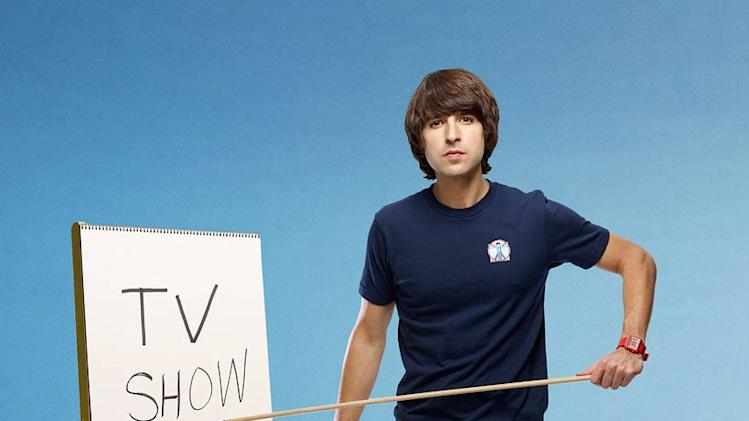 Demetri Martin in Important Things with Demetri Martin.