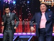 When Bollywood father-son duo danced together!