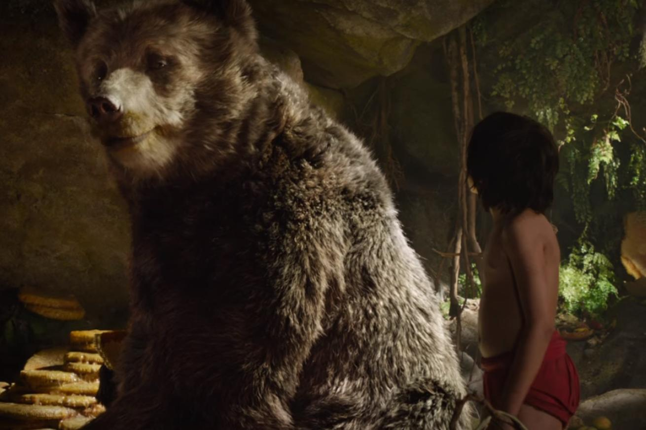 Watch a new Super Bowl trailer for Disney's The Jungle Book