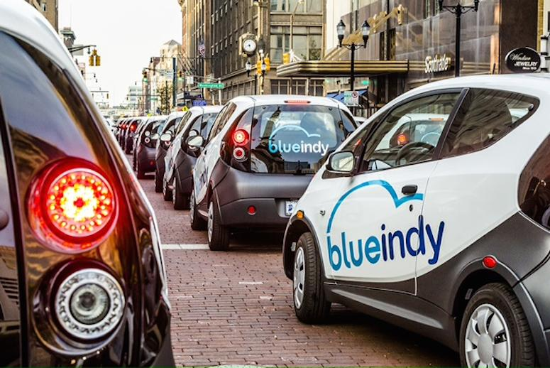 Electric Car Sharing Comes to Coal Country
