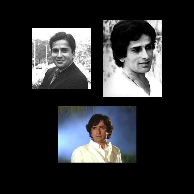 Rare photos of Shashi Kapoor