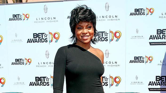 Henson TarajiP BET Awards