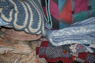 Organizing your winter blankets in late summer can save you time and money.