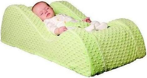 """This undated image provided by the Consumer Product Safety Commission shows the Nap Nanny, made by Baby Matters LLC of Berwyn PA. The Consumer Product Safety Commission filed an administrative complaint Wednesday, Dec. 5, 2012, alleging that the new model of the Nap Nanny, called the Chill, and two earlier versions """"pose a substantial risk of injury and death to infants."""" (AP Photo/The Consumer Product Safety Commission)"""