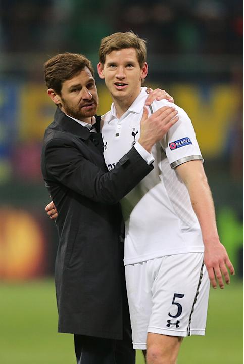 Soccer - Jan Vertonghen File Photo
