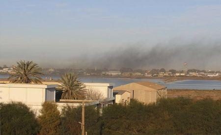 Air strike kills mother and child in Libya's Derna - witness