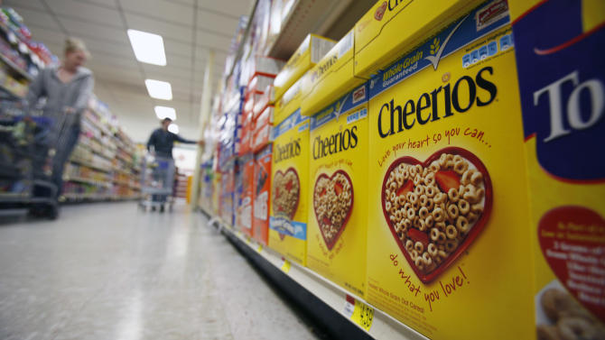 Cheerios stands by TV ad showing mixed-race family