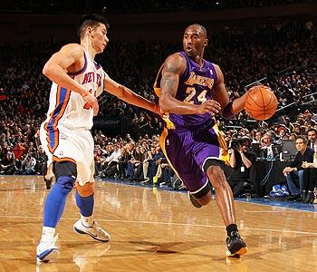 Jeremy Lin: Even Kobe bows to his star power