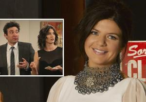 How I Met Your Mother Season Finale Mystery: Is Happy Endings' Casey Wilson You-Know-Who?!