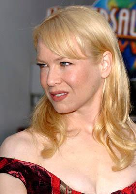 Renee Zellweger at the LA premiere of Universal's Cinderella Man
