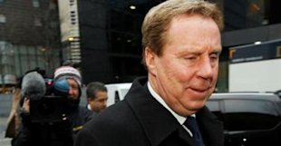 Soccer manager Harry Redknapp arrives at Southwark Crown Court in London - 0