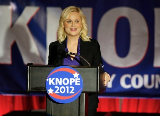Parks and Recreation Returns With Election Fun, More Ann/Tom Swagger and a Major Jerry Mishap