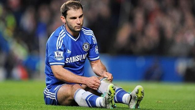 Branislav Ivanovic knows Chelsea must stop conceding goals