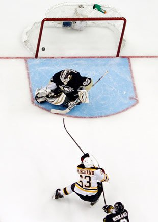 Vokoun Gets The Start For Penguins In Game 3; Have We Seen The Last Of Fleury?
