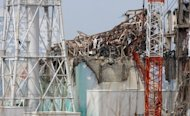 The No. 3 reactor building at Fukushima pictured in May this year. The clean-up at Fukushima after its tsunami-sparked nuclear meltdowns is unlike anything humanity has ever undertaken, Japan's prime minister said on Saturday during a tour of the plant