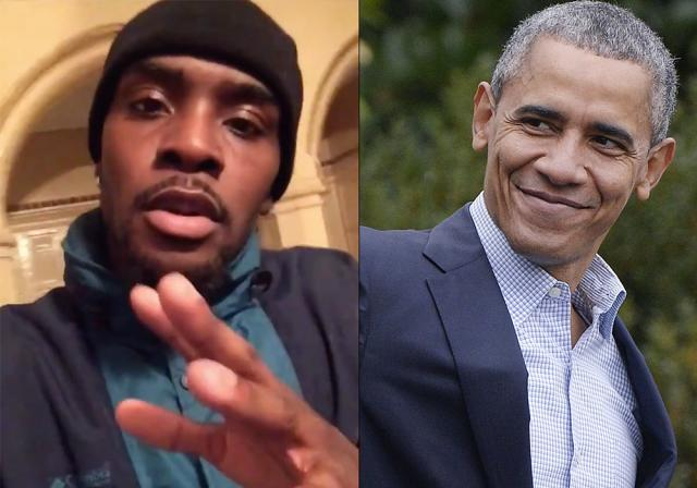 This Poet Has Some Pretty Dope Parting Words For President Obama