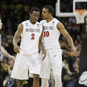 X-factor: Thames' clutch play has SDSU in Sweet 16
