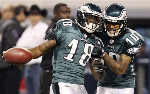 Vick, Eagles beat Cowboys 20-7 in snoozer