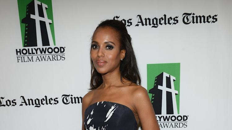 16th Annual Hollywood Film Awards Gala Presented By The Los Angeles Times - Backstage