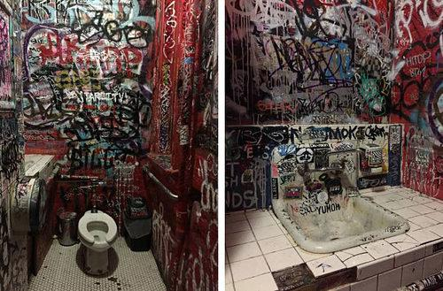 Lower East Side Dive Bar Offers Its Bathroom For $30/Week