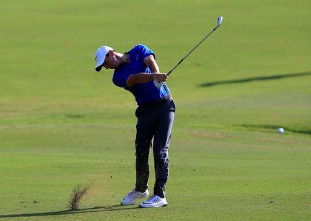 McIlroy out of Abu Dhabi Championship with rib injury