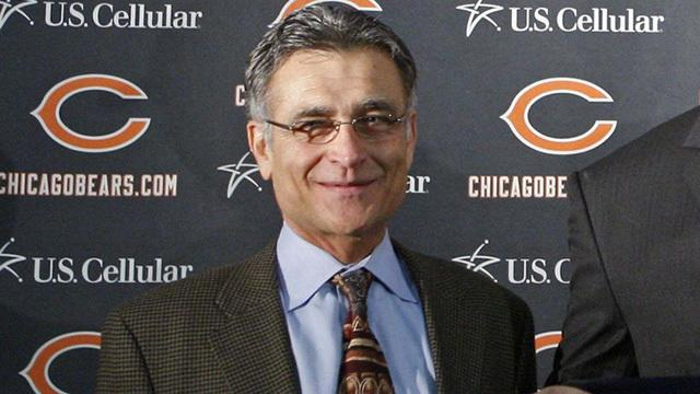 Jerry Angelo talks Cutler and Mariota