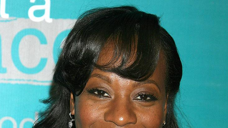 Marianne Jean-Baptiste at the Without A Trace 100th Episode Party.