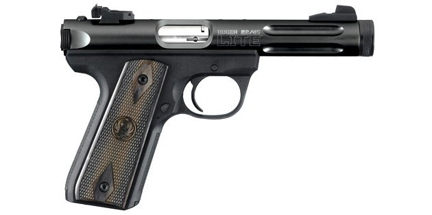 A Ruger 22/45 Lite Rimfire Pistol. (Photo: Sturm, Ruger & Co., Inc.)
