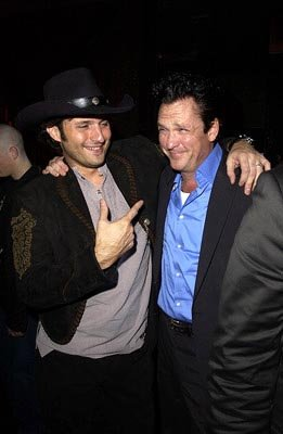 Premiere: Robert Rodriguez and Michael Madsen at the LA premiere of Miramax's Kill Bill Vol. 2 - 4/8/2004 