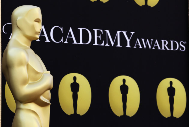 The Oscars has a new online voting system this year