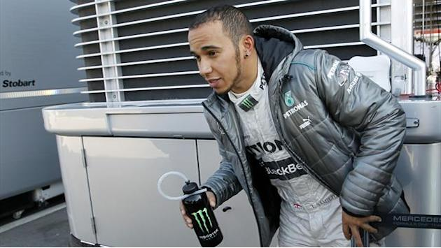Formula 1 - Ecclestone: Hamilton asked to broker move to Red Bull