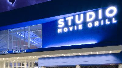 Get Tipsy at the Movie Theater at Upcoming Studio Movie Grill