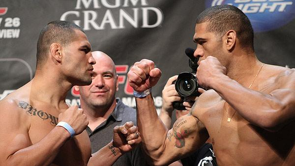 """Antonio """"Bigfoot"""" Silva Promises Second Fight with Cain Velasquez Will Be Much Different"""