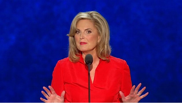 Ann Romney: Mitt and I have …