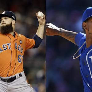 Royals-Astros preview