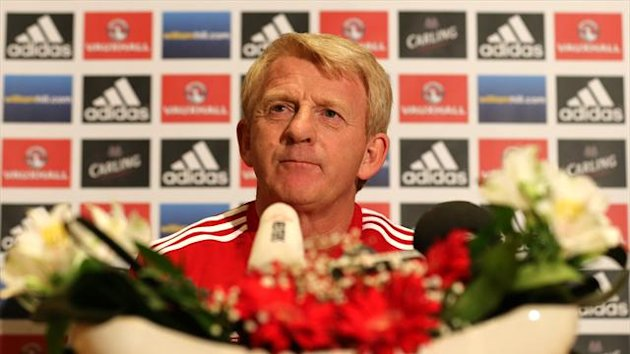 Gordon Strachan wants Scotland to put Friday's loss to Wales behind them