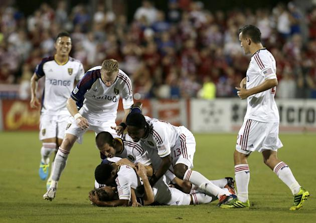 MLS Real Salt Lake FC Dallas Soccer