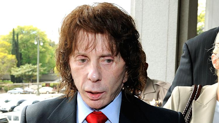 Phil Spector Jury Reaches Verdict In Phil Spector Murder Trial